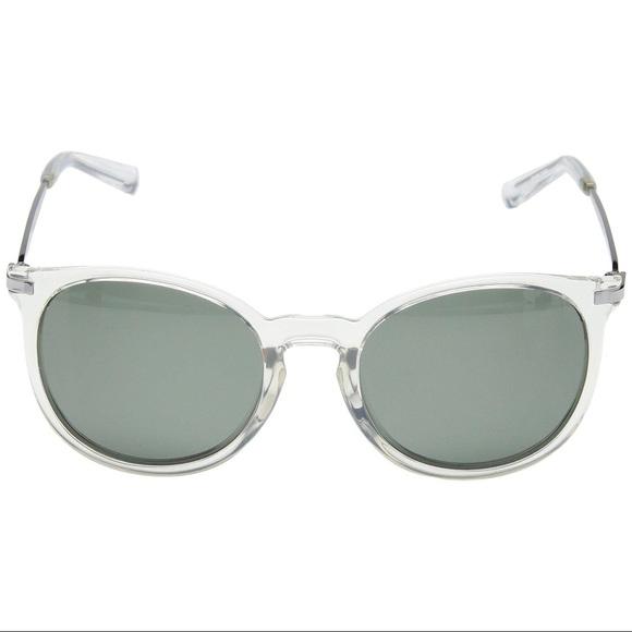 b93c308b45 Cole Haan Round Keyhole Sunglasses